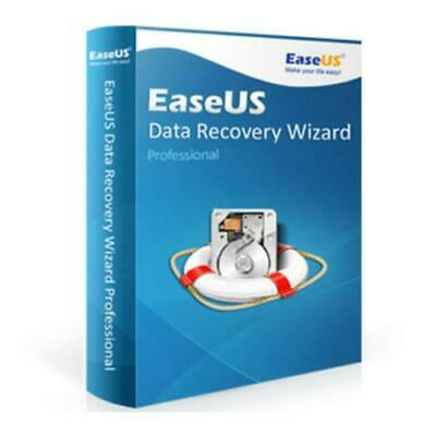 EaseUS Data Recovery Wizard v13.3 / Professional Lifetime License