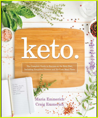 Keto: The Complete Guide to Success on The Ketogenic Diet  ⚡FAST DELIVERY⚡
