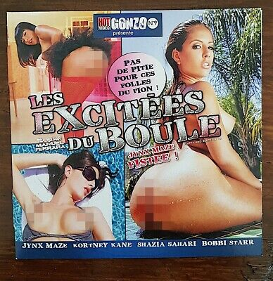 DVD POUR ADULTES : 1 DVD (hot video night N°9)