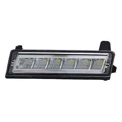 Auto DRL Lamp Driving Diurnal O4W4 2 X Daytime Running Lights Uses Wind Power