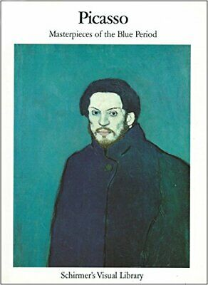 Picasso: Masterpieces of the Blue Period : 38 Paintings by Glozer, Laszlo Book