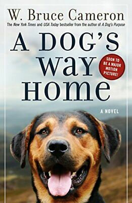 A Dog's Way Home by Cameron, W Bruce Book The Fast Free Shipping