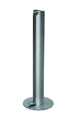 ILONA Dispenser Bollard | Non-contact Pedal Operated | Stainless Steel