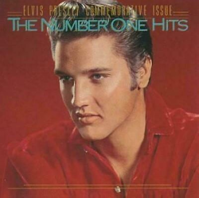 Presley, Elvis : The Number One Hits (Commemorative Issue) CD/case/art/tracking