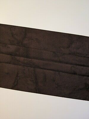 Dark Brown Marbled Handmade Reusable Washable Cotton Face Cover New