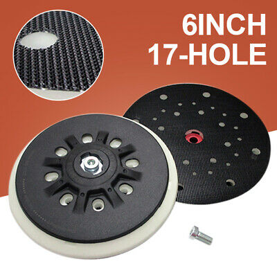 6 inch 150mm 17 holes Sanding Disc for Festool Festo Random Orbit Sander Tool