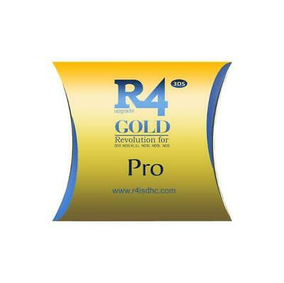 UK*2020 R4 Gold Pro SDHC for DS/3DS/2DS/ Revolution Cartridge With 32G Card R4i