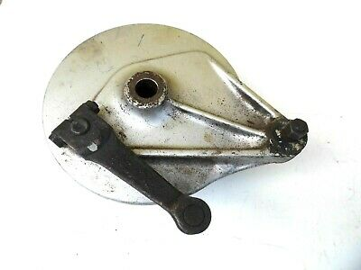 Honda Superdream Cb250N Cb400N - Original Fit Rear Drum Brake Unit Good Order