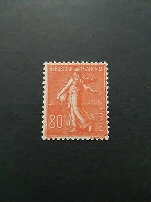 Timbre France Type Semeuse N°203 Neuf ** Luxe Mnh 1932 Cote 60,00€
