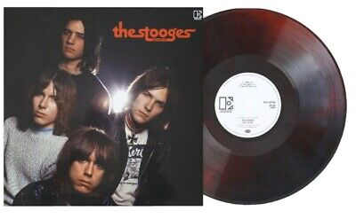 The Stooges John Cale Mix Exclusive Red/Black Vinyl Me Please Lp  Rare  Sealed