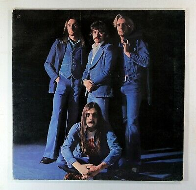 Status Quo - Blue For You (UK Vinyl LP with printed inner sleeve)
