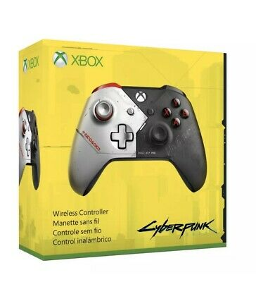 Xbox Wireless Controller – Cyberpunk 2077 Limited Edition - Free Shipping 🔥