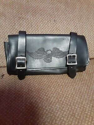 Genuine Yeingst Leathers Motorcycle Pouch