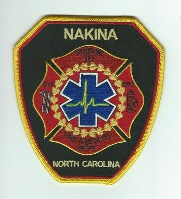 North Carolina Charlotte Station 9 NC Fire Dept Patch  Star Wars Stormtroopers