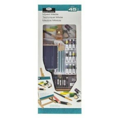 Royal & Langnickel essentials 45 piece art set