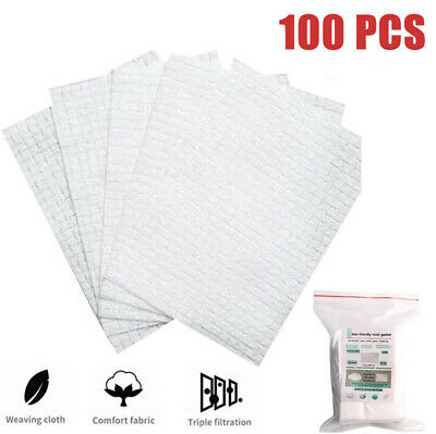 100X Face Mask Filter Pad Mouth Air Breathing Replacement Protection Replaceable