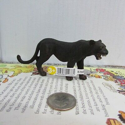 Schleich Black Panther Retired 14688
