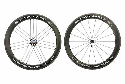 CAMPAGNOLO BORA ULTRA TT CUSTOM DISC WHEEL REPLACEMENT DECAL SET FOR 1 DISC