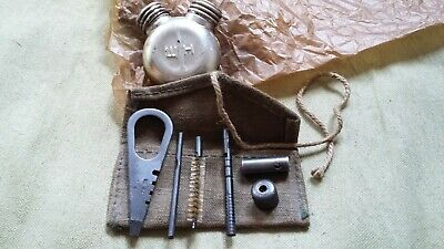 Soviet military. Mosin Nagant rifle cleaning kit.