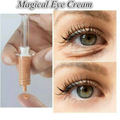 Eye Care Rapid Reduction Cream PLUS & Sealed Under Eye Bags Wrinkles Remove New