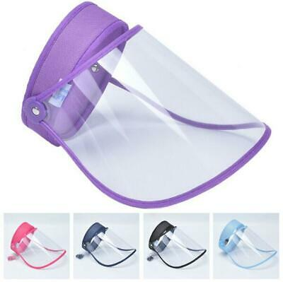 Anti-saliva Full Face Shield Anti-fog Transparent Splash Protect Cover Wholesale