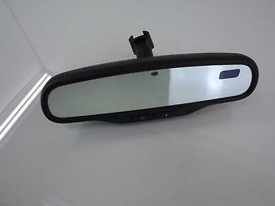 06-08 PONTIAC TORRENT 3.4L V6 SFI REARVIEW REAR VIEW MIRROR COMPASS TEMPERATUR