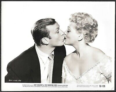 Judy Holliday LOT 2 ORIGINAL 1950s Photos The Marrying Kind Aldo Ray