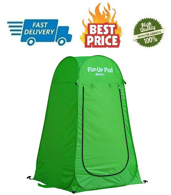 GigaTent Pop Up Pod Changing Room Privacy Tent – Instant Portable Outdoor Shower