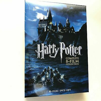 Harry Potter: Complete 8-Film Collection (DVD, 2011, 8-Disc Set) NEW & SEALED