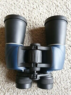 Jessops Binoculars - 12x50 - With Case - Good Condition