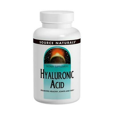 Source Naturals, Hyaluronic Acid, 50mg x 60 Capsules - Healthy Joints & Skin