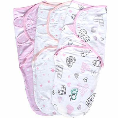 Baby Swaddle Wrap Blanket for Newborn and Infant, 0-3 Month Swaddlers Sleep Sack