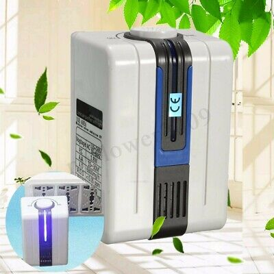 Air Purifier Ozone Ionizer Cleaner Fresh Clean Living House Office Room