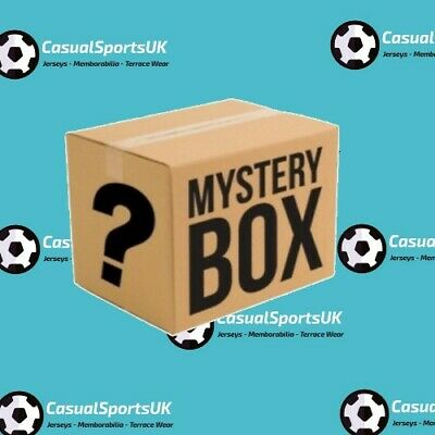 Mystery Gift New (Football Video Games, DVD's, Books, Merch, Stickers & more)
