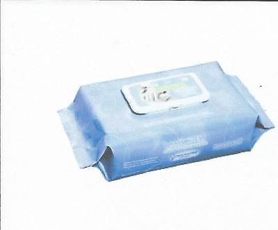 NEW FULL CASE OF 960 BABY WIPES, UNSCENTED, 80/DISPENSER  x 12 PACKS MADE IN USA