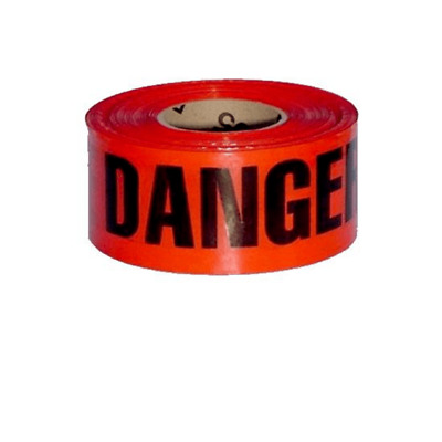 Pro-Line Traffic Safety Pro-line - Barricade Tape - 3 Mil. X 1000' - BT3RDANGER