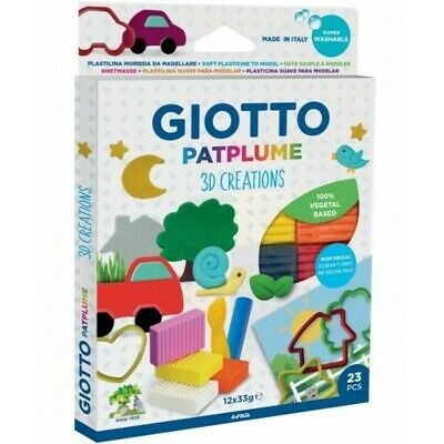 ✨Fila Giotto Patplume 3D Creations