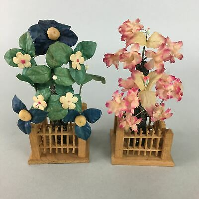 Japanese Hina Doll Tachibana Trees Cherry Blossom Ornaments Decoration ID231