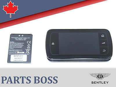 Bentley Continental Flying Spur 2013+ OEM Touchscreen Remote Control 4W0035189C
