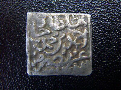 Ah1115 Islamic Arabic Ottoman Empire Turkey Tunisia Tunis Tunus Nasri Silver