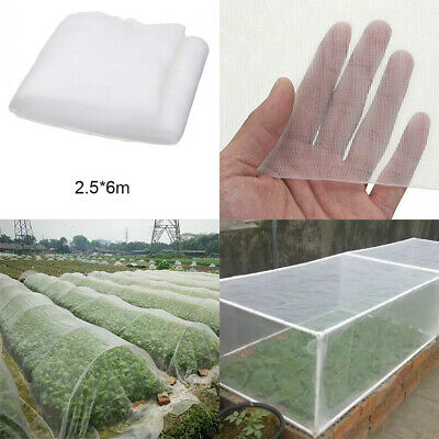 6m Bird Netting Insect Animal Garden Net Protection Vegetables Plant Crops Mesh