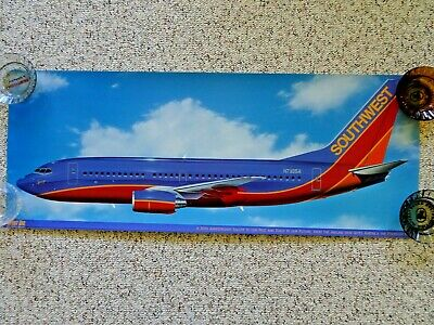 """18/"""" x 24/"""" Poster Spirit Airlines A321 over Orlando Art"""