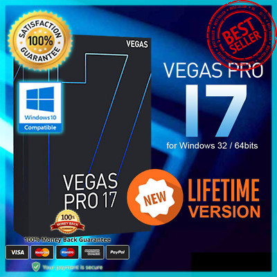 MAGIX Vegas Pro 17 2020✅Full-Version-2020✅Fast-Delivery✅