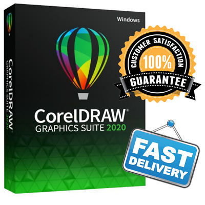 Corel Draw Graphics Suite 2020 ✔️ Lifetime License ✔️ FastDelivery