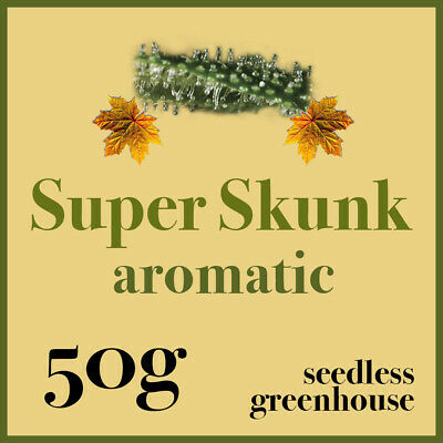 Offerta Infiorescenze   SUPER SKUNK  50G