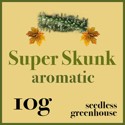 Offerta Infiorescenze   SUPER SKUNK  10G
