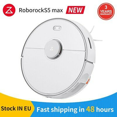 2020 New XIAOMI Roborock S5 MAX Robot Vacuum Cleaner With WIFI APP For Home
