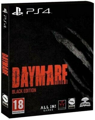 Daymare 1998 Black Edition PS4 Game
