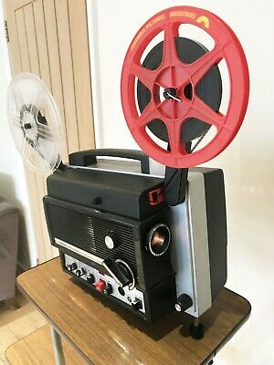 Chinon Sound 8000 Mag SUPER 8 Sound CINE  PROJECTOR fully serviced