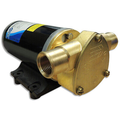 JABSCO 22610-9007 Ballast King Bronze DC Pump
